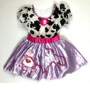 Fancy Nancy Poodle Skirt Costume dress